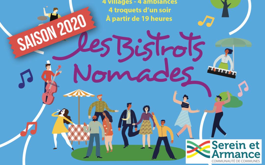 LES BISTROTS NOMADES SAISON 2020